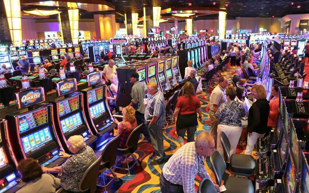 The Market Is Fascinated with Online Casino